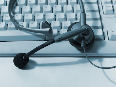 call center business services image