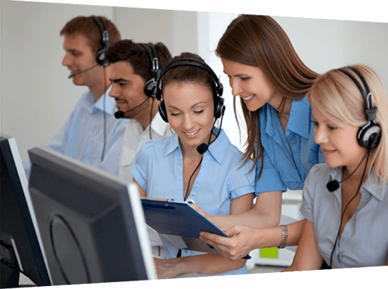 call center for the healthcare industry