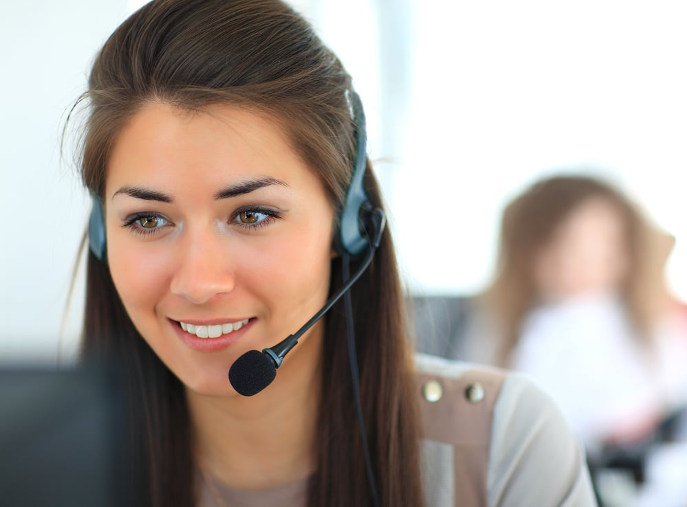 retail call center customer service