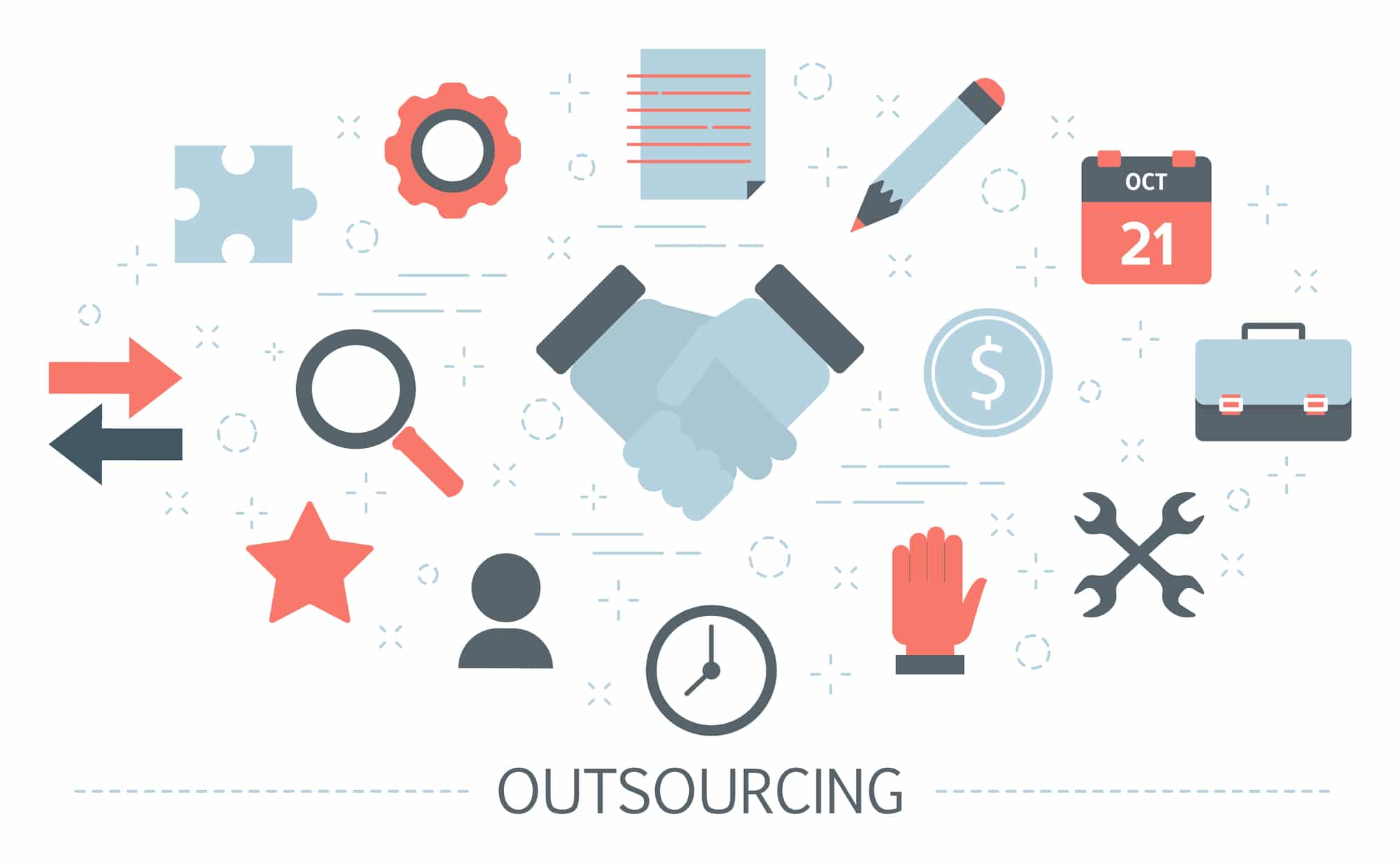 Technology Management Image: 4 Reasons Why Call Center Outsourcing Delivers Solutions